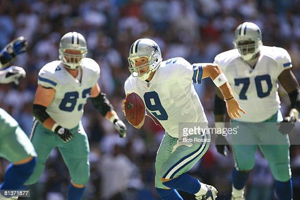 818a41f5547 Football Dallas Cowboys QB Tony Romo in action vs St Louis Rams Irving TX 9