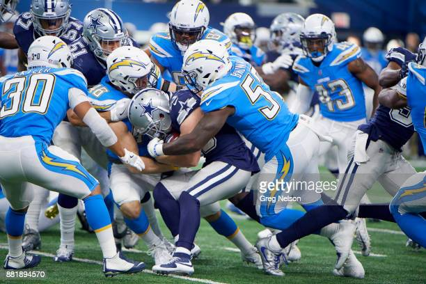Dallas Cowboys Ryan Switzer in action vs Los Angeles Chargers at ATT Stadium Arlington TX CREDIT Greg Nelson
