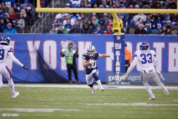 Dallas Cowboys Ryan Switzer in action vs New York Giants at MetLife Stadium East Rutherford NJ CREDIT Erick W Rasco