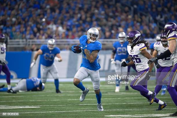 Detroit Lions Kenny Golladay in action vs Minnesota Vikings at Ford Field Detroit MI CREDIT David E Klutho
