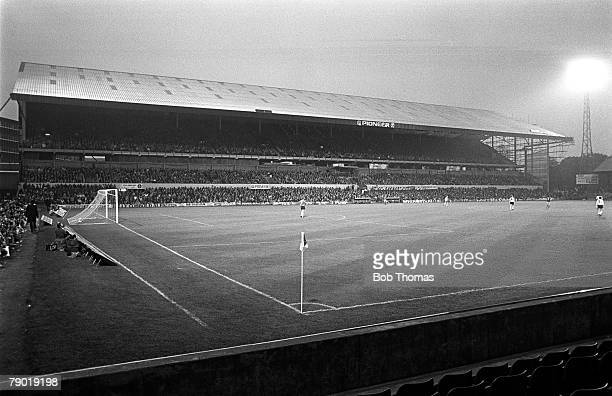 Football Division One 30th October 1982 Ipswich Town 6 v West Bromwich Albion 1 The impressive new Pioneer Stand at Portman Road