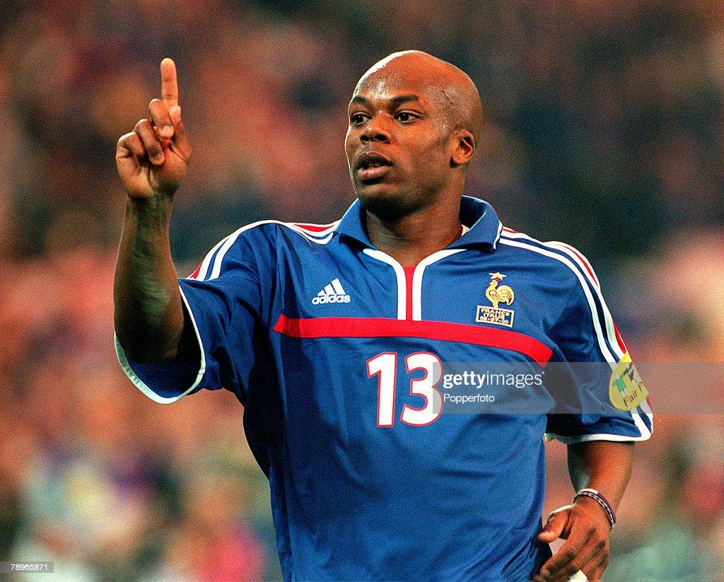 UEFA Euro 2000 - France v Italy,  Final