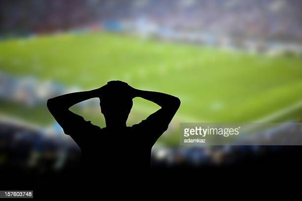 football failure - defeat stock photos and pictures