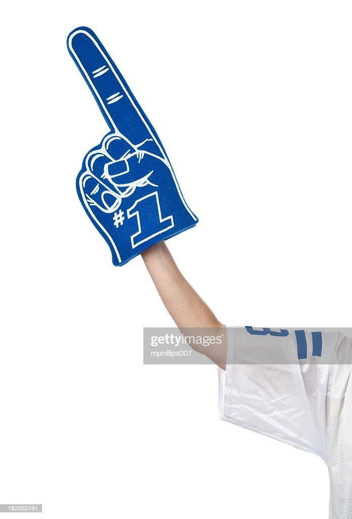 Football Fan : Stock Photo