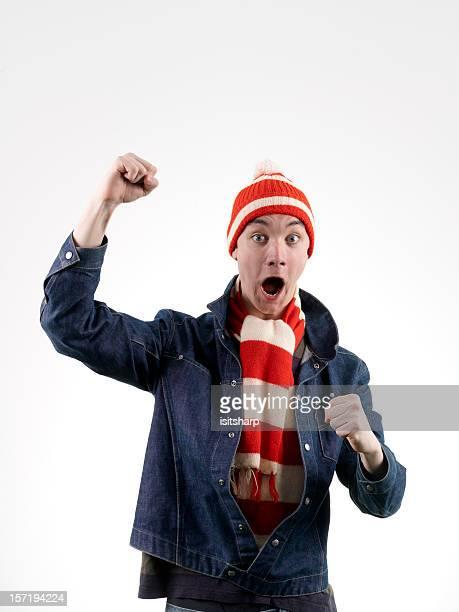 Football fan Rufen
