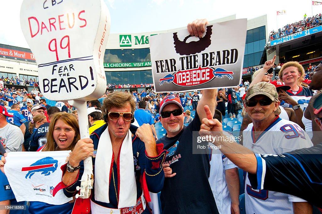 New England Patriots v Buffalo Bills : News Photo