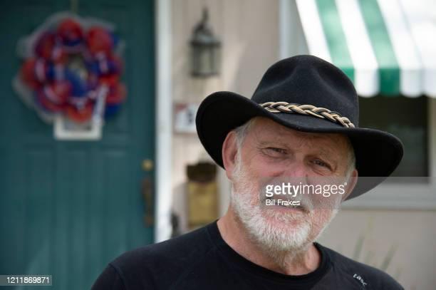 Portrait of former NFL kicker Tom Dempsey at home. New Orleans, LA 9/26/2012 CREDIT: Bill Frakes
