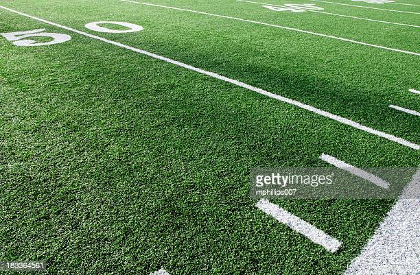 football field - american football pitch stock pictures, royalty-free photos & images
