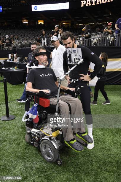 Former New Orleans Saints Player And Als Advocate Steve