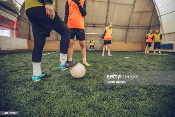 Fußball free kick