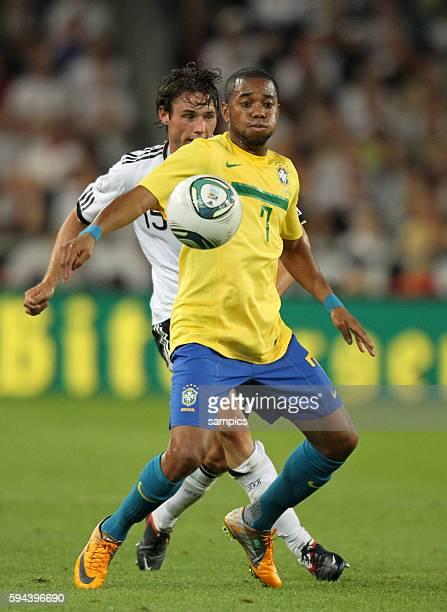 Robson Souza Robinho Brasilien ws Fussball Nationalmannschaft FReundschaftsspiel Deutschland Brasilien 3 2 1082011 football friendly match Germany...