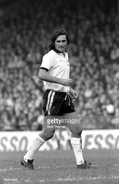 Football Fulham v Hereford United A picture of former Manchester United legend George Best playing for Fulham