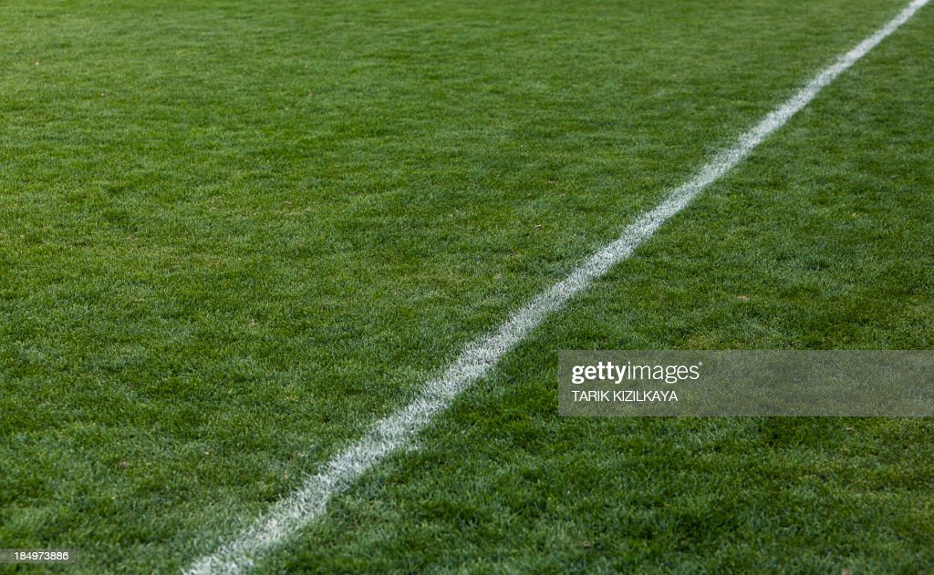 green grass football field stadium football green grass field stock photo green grass field getty images