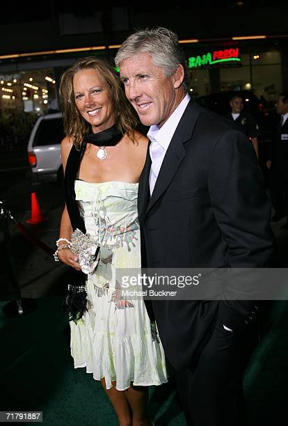 19 Pete Carroll Wife Photos And Premium High Res Pictures Getty Images