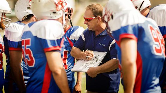 Football Head Coach 871311386