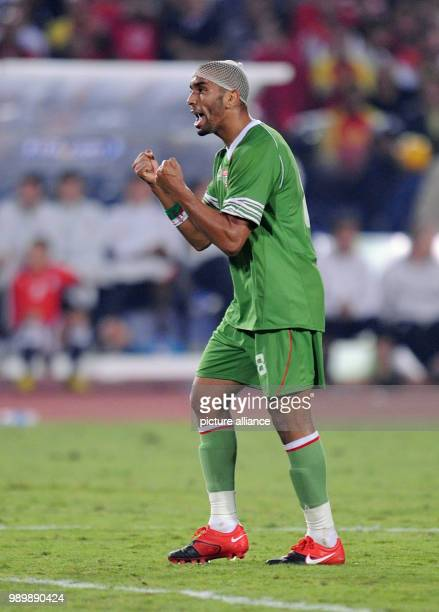 Football International 2010 FIFA World Cup Qualification Africa November 14th 2009 Egypt Algeria Press Photo ULMER/Markus Ulmer