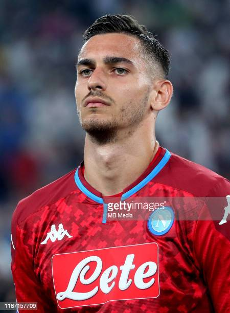 Football Italy League Serie A TIM 20192020 / Alex Meret