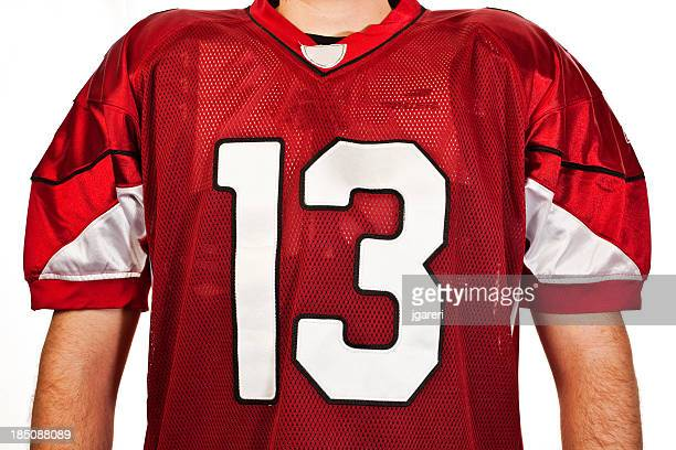 football jersey - shirt stock pictures, royalty-free photos & images
