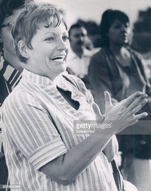 SEP 10 1975 SEP 11 1975 Football League Football Women Credit Denver Post Inc