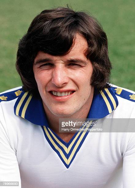 Football Leeds United FC Photocall A portrait of Frank Gray