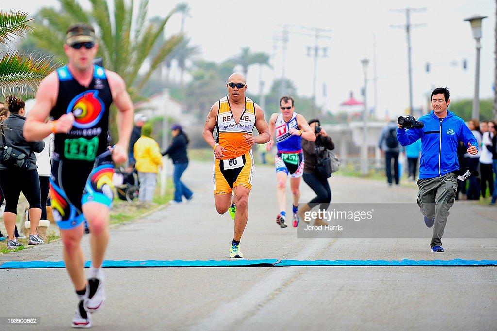 Hines ward triathlon