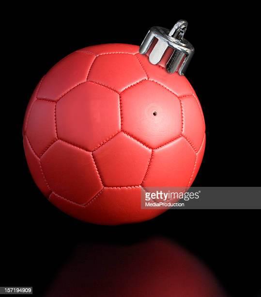 Natale decorativi gli appassionati di calcio