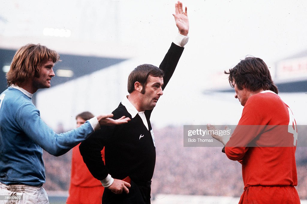Image result for manchester city vs liverpool 1974 rdoney marsh tommy smith