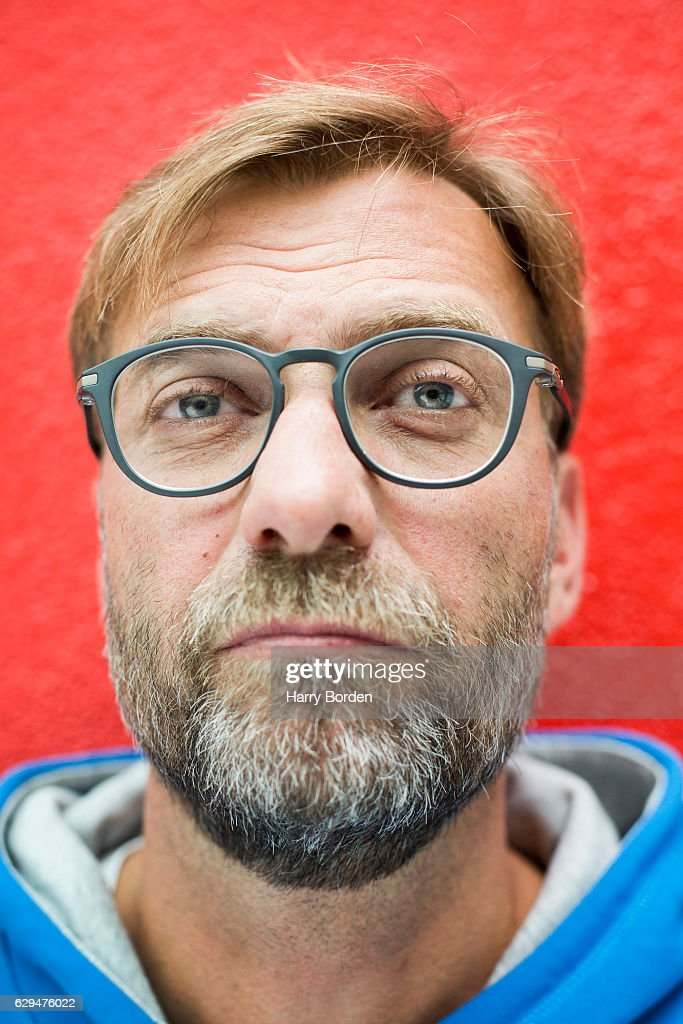Football manager Jurgen Klopp is photographed for Stern magazine on July 12, 2016 in Liverpool, England.