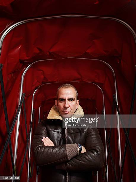 Football manager Paolo Di Canio is photographed for Independent on November 29, 2011 in Swindon, England.