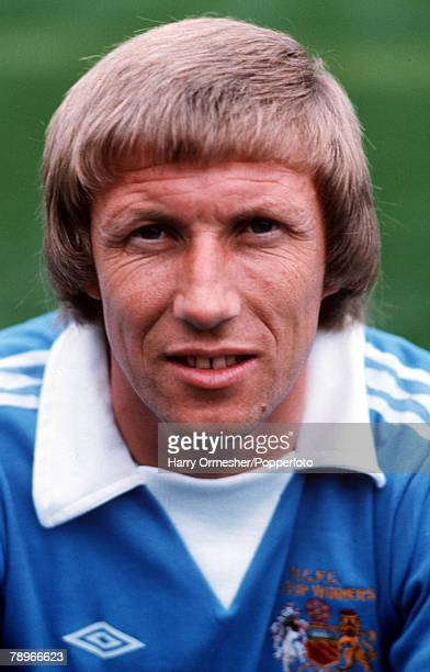 Football Manchester City FC Photocall A portrait of Colin Bell