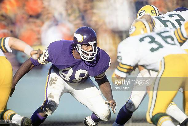 111 Minnesota Vikings Alan Page Photos and Premium High Res Pictures - Getty  Images