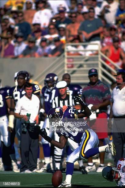 Minnesota Vikings Andre Waters in action vs Arizona Cardinals at Sun Devil Stadium. Tempe, AZ 10/2/1994 CREDIT: John W. McDonough