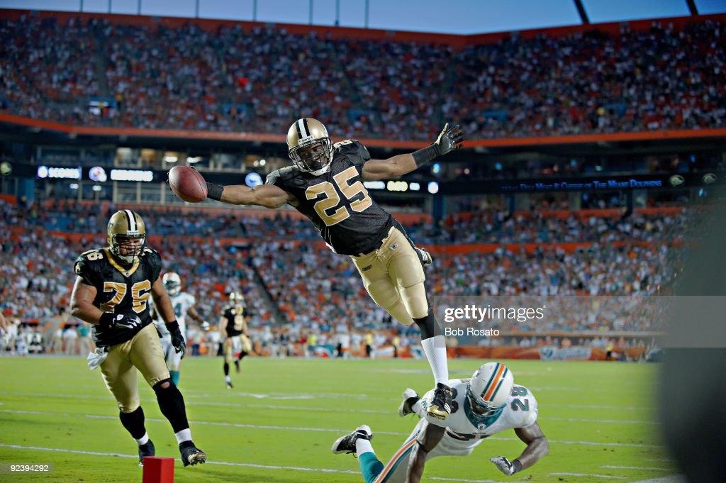 New Orleans Saints Reggie Bush... : News Photo