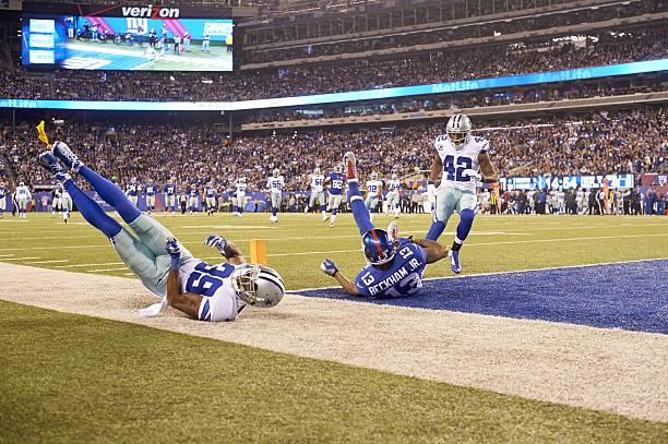 Odell Beckham Jr Catch Vs Cowboys