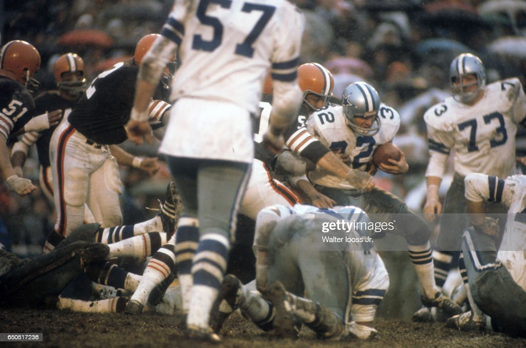 58040a62d14 Dallas Cowboys vs Cleveland Browns, 1969 Eastern Divisional Playoff.  Football: NFL Playoffs: Dallas Cowboys Walt Garrison ...