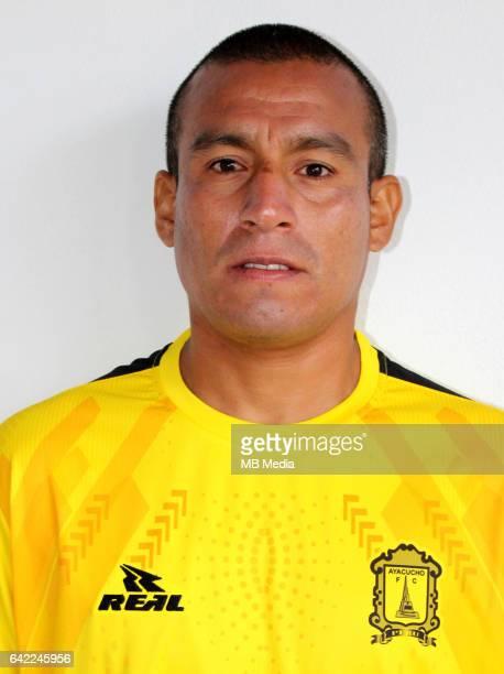 Football Peruvian League Descentralizado nMovistar Trophy 2016 Abertura Tournament / nClub Ayacucho FC Ayacucho nHenry Colan Diaz