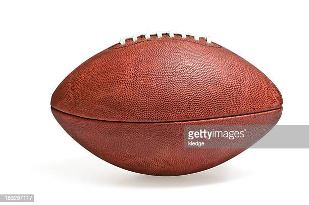 nfl football - oval shaped objects stock pictures, royalty-free photos & images