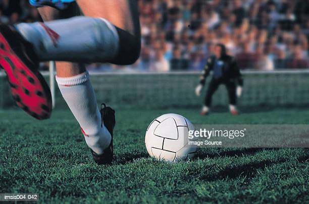 football - penalty stock pictures, royalty-free photos & images