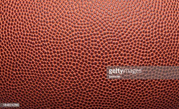 football pigskin background texture - football stockfoto's en -beelden