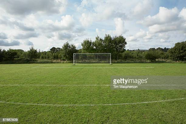 football pitch - football field stock pictures, royalty-free photos & images