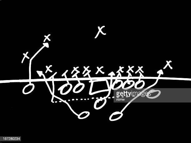 フットボールプレイ 5