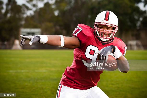 football player celebration dance - sports jersey stock pictures, royalty-free photos & images