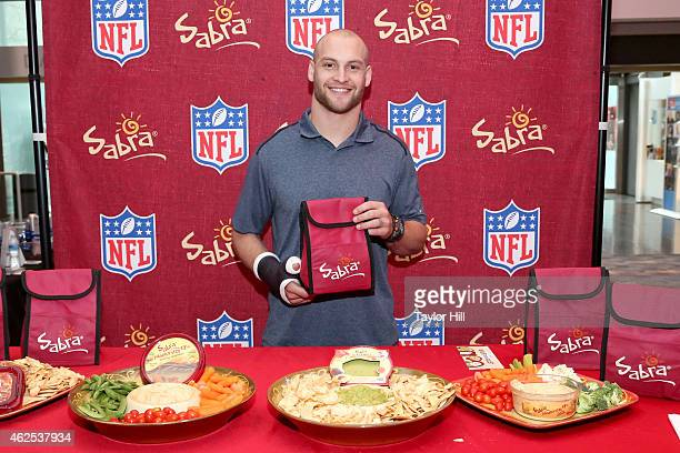 Football player Chase Reynolds attends day one of the Kia Luxury Lounge presented by ZIRH at Scottsdale Center for Performing Arts on January 30 2015...