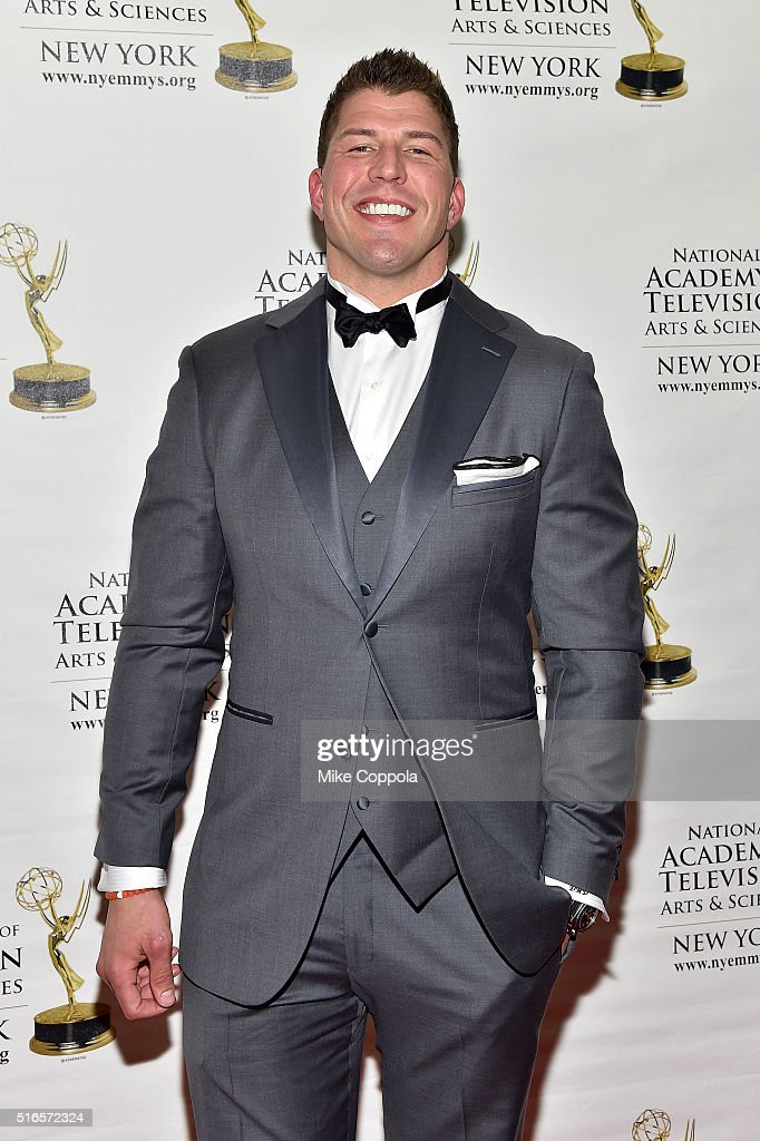 59th Annual New York Emmy Awards - Arrivals