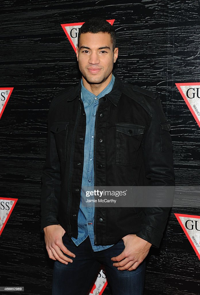 GUESS Celebrates New York Fashion Week: On The Road To Nashville - Arrivals : News Photo