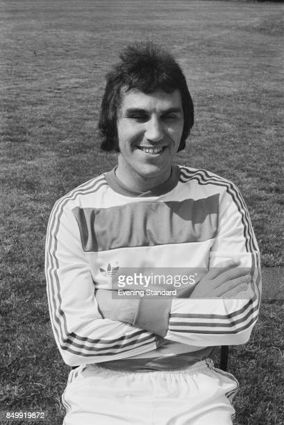 Football player Gerry Francis of Queens Park Rangers FC UK 15th August 1977