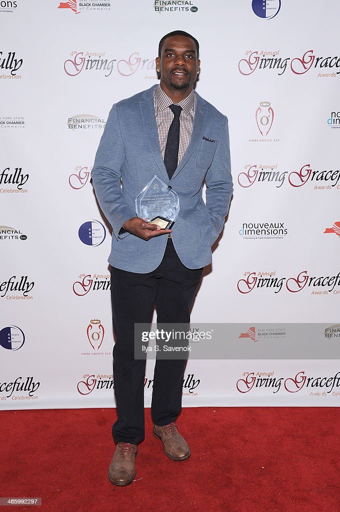 4th Annual Giving Gracefully Awards Super Bowl Edition 2014