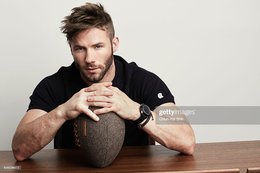 Julian Edelman, August Man, July 2016