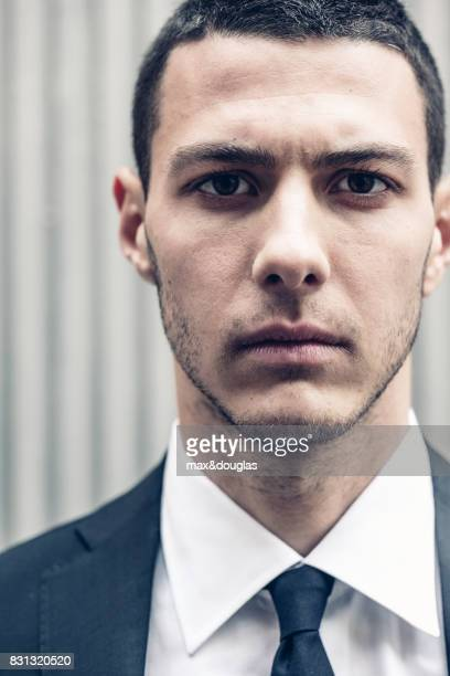 Football player Luca Mazzitellii is photographed for Soccer Magazine on January 30 2017 in Milan Italy