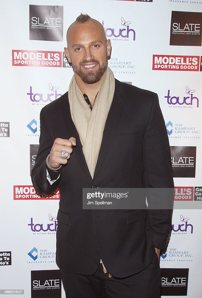 Modell's Super Bowl Kickoff Party & Touch By Alyssa Milano Fashion Show